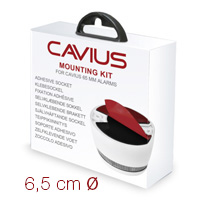 CAVIUS Montagesockel 65mm
