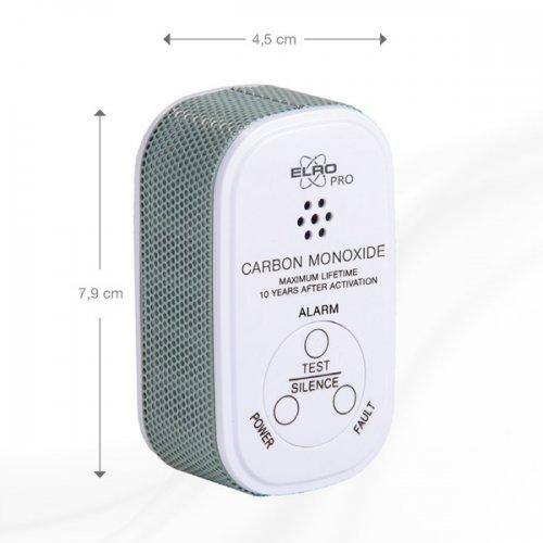 Mini CO-Alarm Kohlenmonoxidmelder COSense 9M